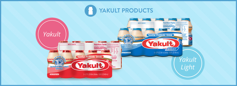 YAKULT Products