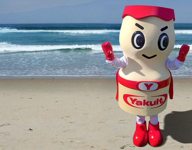 Yakult Mascot Image