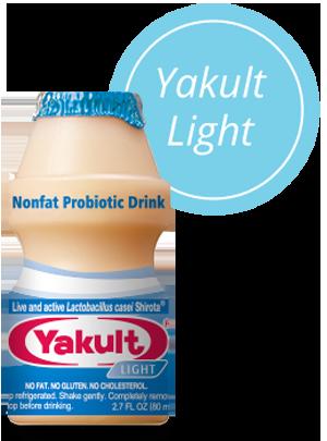 Yakult Light Bottle