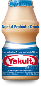 Yakult Light Bottle
