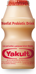 Yakult Bottle