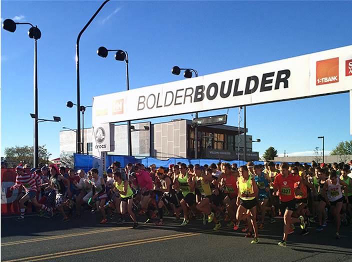 BolderBOULDER 10K
