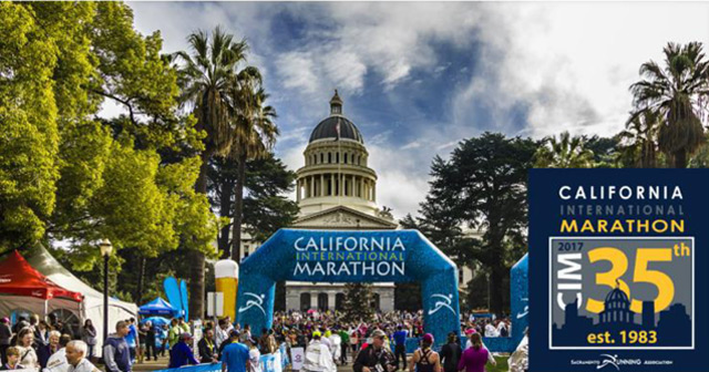 CALIFORNIA INTERNATIONAL MARATHON, Sacramento, California