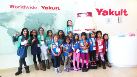 02.16.2017<br>Girl Scouts Troop 3386 and 5388