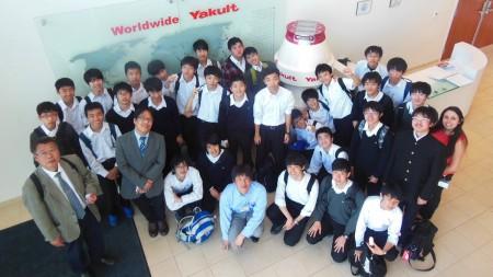 03.13.2017<br>Tokyo Toshi Daigaku Fuzoku High School