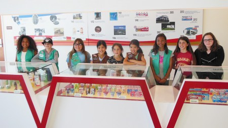 03.24.2016<br>Fountain Valley Girl Scouts