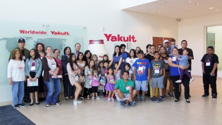 11.05.2016<br>Yakult Employee's and Family